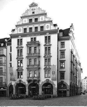 Orlando Haus orlando haus münchen wiki